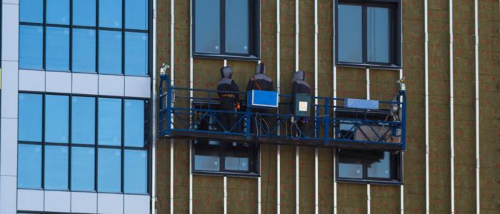 cubiertas arahal fachadas